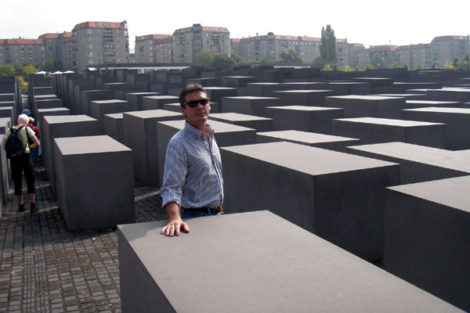 Berlin: Holocaust Memorial