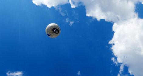 Berlin: Die Welt Hi-Flyer