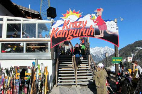 St. Anton: Krazy Kanguruh