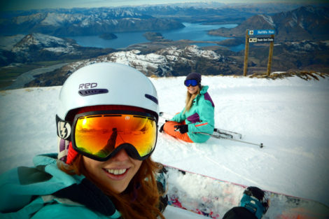 Queenstown: Skiing and Snowboarding