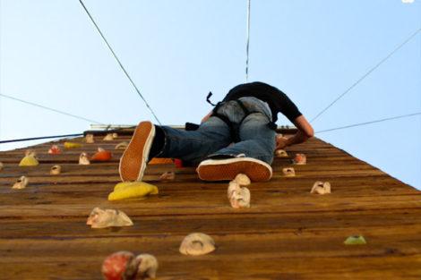 Berlin: Rockclimbing