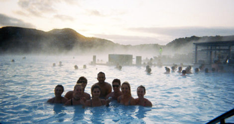 Iceland's Blue Lagoon was Shit
