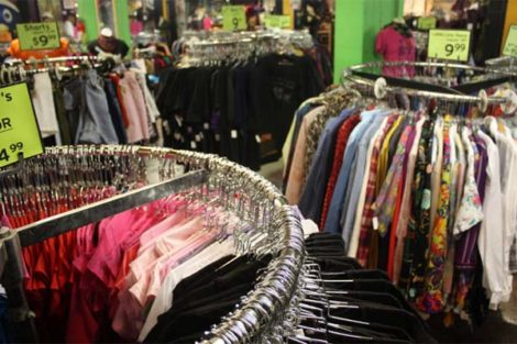 Toronto: Black Market Vintage Clothing