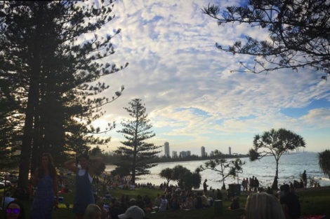 Gold Coast: Sunday Sesh on Burleigh Hill