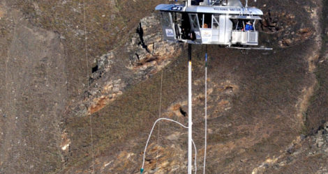 Queenstown: Bungy Jumping