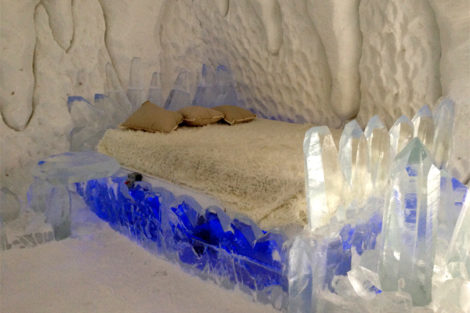 Quebec City: Ice Hotel - Hotel De Glace