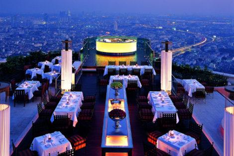 Bangkok: Sky Bar