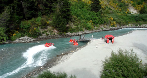 Queenstown: Shotover Jet