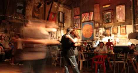 Bueno Aires: Tango