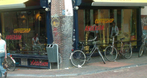 Andersom: Stoners' Haven in Utrecht