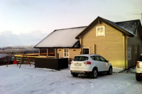Renting a Cabin in Iceland