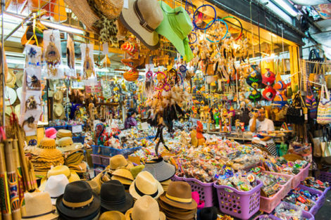 Bangkok: Chatuchak Weekend Market