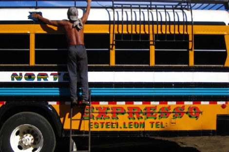 Nicaragua: Getting Around