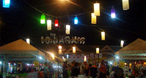 Chiang Mai: Markets and Night Bazaar