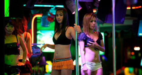 Ladyboys and Ping-Pong Shows