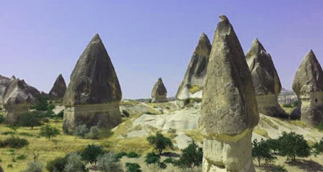 Göreme: The Valleys of Cappadocia