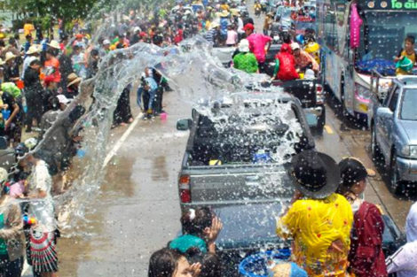 The Songkran Diairies