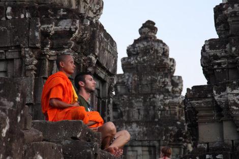 Pseudo-Spiritual Travellers
