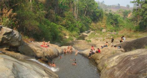 Pai: Mor Paeng Waterfall