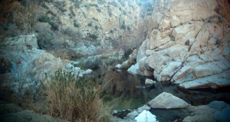 Apple Valley: Deep Creek Hot Springs