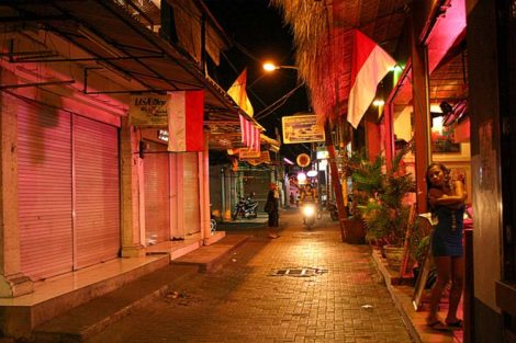 A Night in Kuta