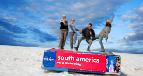 Ten Ways to Use a Lonely Planet (Besides Getting Lost)