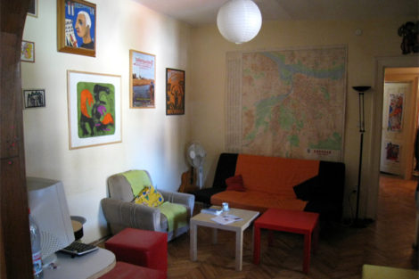 Belgrade: Chillton Hostel