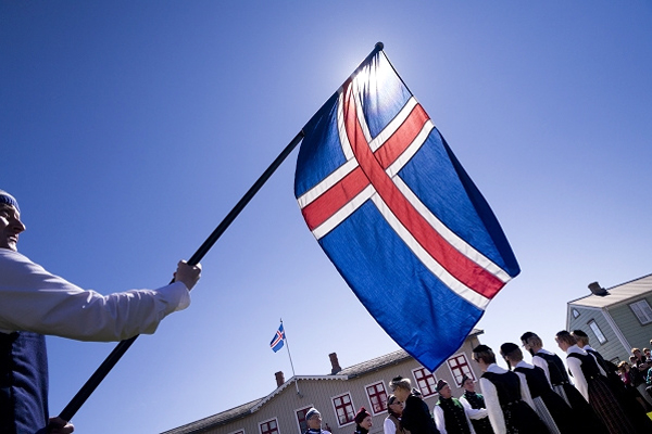 icelandic people