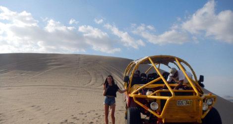 Huacachina: Dune Buggy and Sandboarding Trip