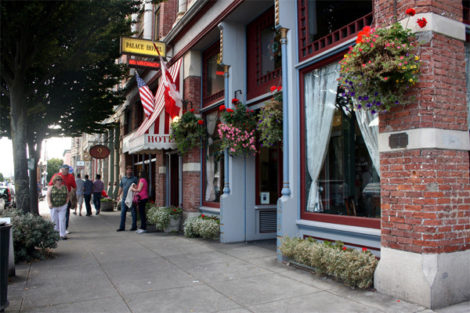 Port Townsend: Palace Hotel