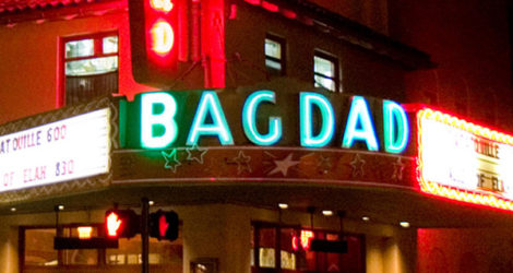 Portland: Bagdad Theatre and Pub