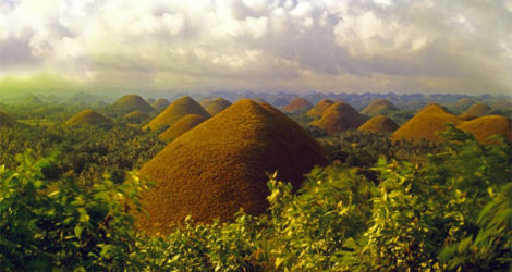 Bohol: Chocolate Hills