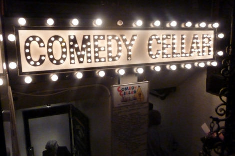 New York: Comedy Cellar