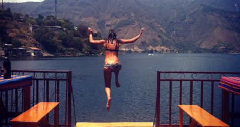 Lake Atitlan: Hostel Fe