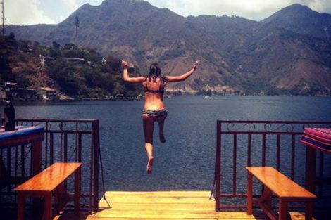 Lake Atitlan: Hostel Fe