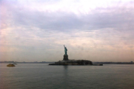 New York: Staten Island Ferry