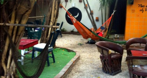 Playa Del Carmen: The Yak Hostel