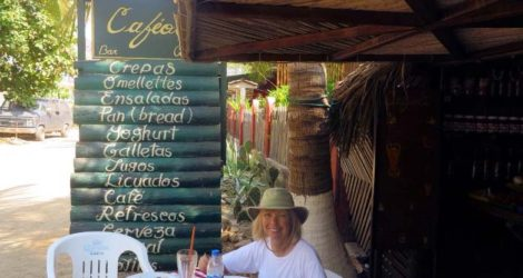 Puerto Escondido: Cafe Ole