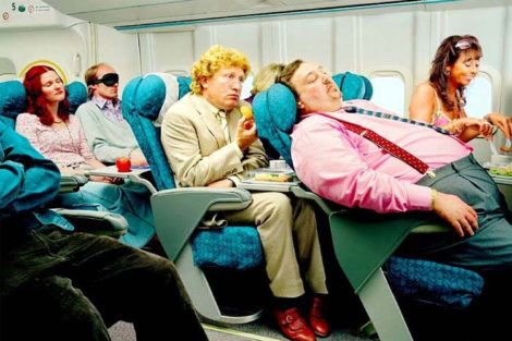 Rants on a Plane