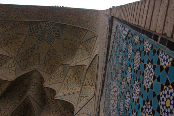 Dome-ception in Esfahan