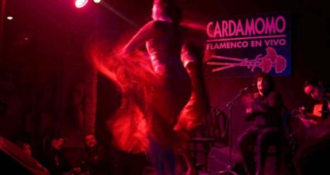 Madrid: Cardamomo Flamenco Show