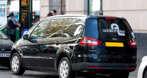 London: Travel by Addison Lee Taxis