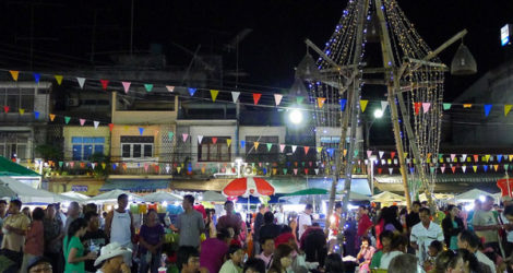 Krabi: Weekend Night Market