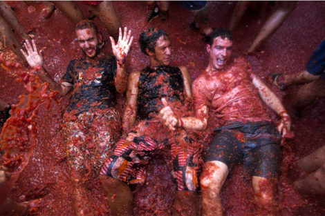 La Tomatina Is Insane, But You Should Definitely Go