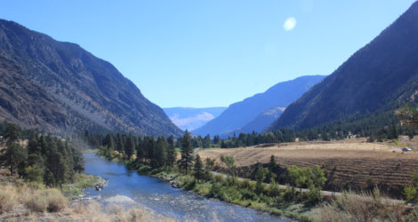 Cycling the Americas I: Vancouver to Penticton