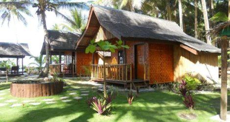 Siargo Island: Bamboo Garden