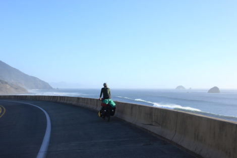 Cycling the Americas III: Oregon Coastin'