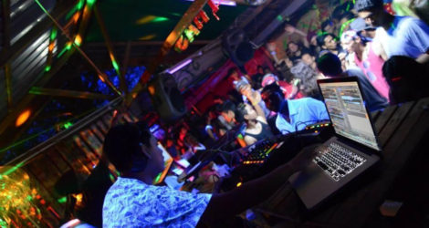 Pulau Langkawi: One Love Reggae Bar