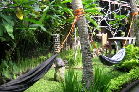 Ubud: In Da Lodge