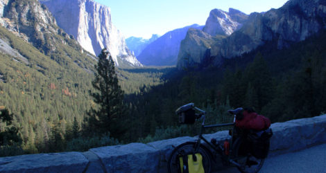 Cycling the Americas V: Getting too Deep in Yosemite